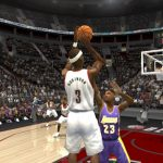 Cliff Robinson in the 1996 Season Patch for NBA Live 2004