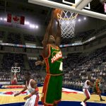 Shawn Kemp in the 1996 Season Patch for NBA Live 2004