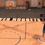 Shooting a jumpshot with the Pro Stick in NBA 2K17