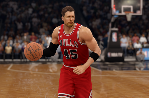 Andrew's Rising Star Player in NBA Live 16