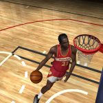 Dominique Wilkins in the NBA Live PC Mode for NBA Live 06