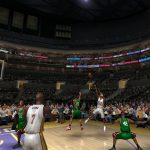 Kobe Bryant in the NBA Live PC Mode for NBA Live 06
