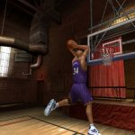 Charles Barkley in the NBA Live PC Mode for NBA Live 06
