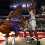 Karl Malone in the NBA Live PC Mode for NBA Live 06
