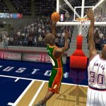 Gary Payton in the 1996 Season Patch for NBA Live 2004