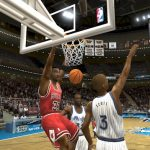 Scottie Pippen in the 1996 Season Patch for NBA Live 2004