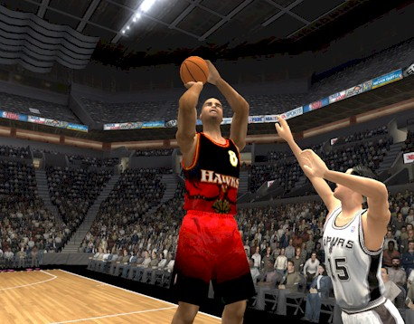 Nba live 2004 roster patches the horse