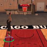 Playing basketball on MyCOURT in NBA 2K17