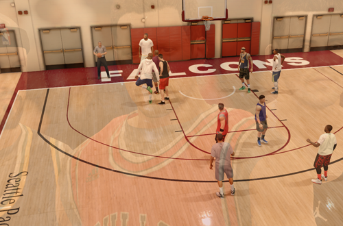 NLSC Trio in NBA Live 16's LIVE Pro-Am