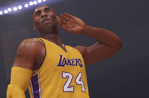 Kobe Bryant in NBA 2K14