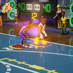 Kawhi Leonard in NBA Playgrounds