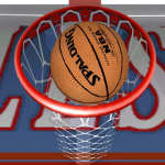 Basketball in the Supreme Update Mod for NBA Live 07