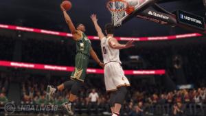 NBA Live 18: Giannis Antetokounmpo