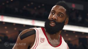 NBA Live 18: James Harden