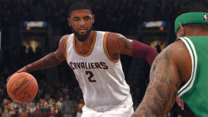 NBA Live 18: Kyrie Irving