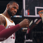 NBA Live 18: LeBron James
