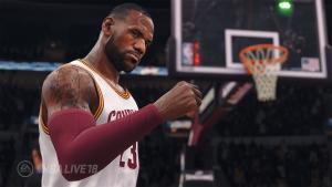 NBA Live 18: LeBron James