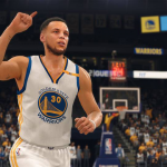 NBA Live 18: Stephen Curry
