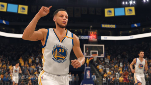 NBA Live 18: Stephen Curry