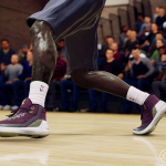 NBA Live 18: Under Armour Curry 3 Three Kings