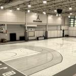 NBA Live 16's Practice Gym