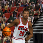 Generated Rookie in NBA Live 2000