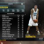 Michael Jordan on the Hornets in MJ: Creating a Legend
