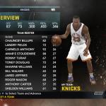Michael Jordan on the Knicks in MJ: Creating a Legend