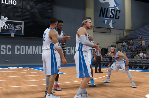 NLSC THRILLHO Pre-Game in NBA 2K17's 2K Pro-Am