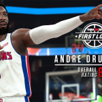 NBA 2K18: Andre Drummond