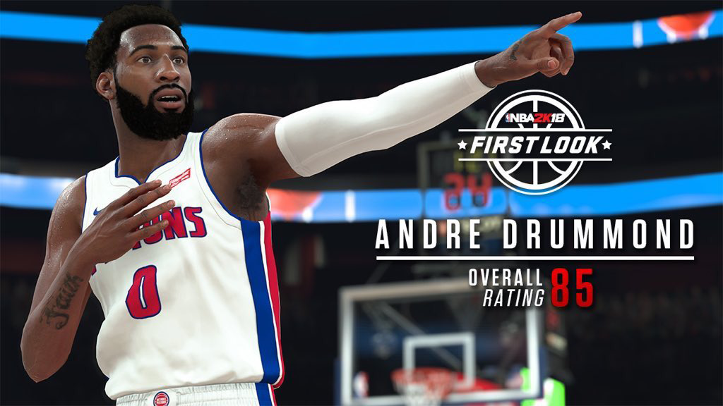 New Classic & All-Time Teams in NBA 2K18; Latest Screens ...