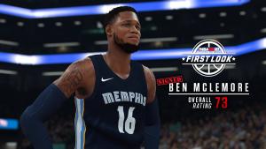 NBA 2K18: Ben McLemore