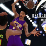 NBA 2K18: Brandon Ingram