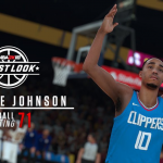 NBA 2K18: Brice Johnson