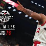 NBA 2K18: C.J. Miles
