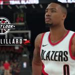 NBA 2K18: Damian Lillard
