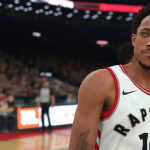 NBA 2K18: DeMar DeRozan