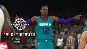 NBA 2K18: Dwight Howard