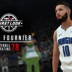 NBA 2K18: Evan Fournier