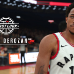 NBA 2K18: DeMar DeRozan First Look