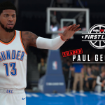 NBA 2K18: Paul George First Look