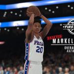 NBA 2K18: Markelle Fultz