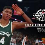 NBA 2K18: Giannis Antetokounmpo
