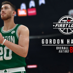 NBA 2K18: Gordon Hayward