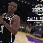 NBA 2K18: Isaiah Whitehead
