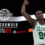 NBA 2K18: Jae Crowder