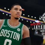 NBA 2K18: Jayson Tatum