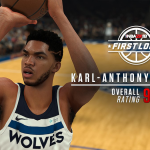 NBA 2K18: Karl-Anthony Towns