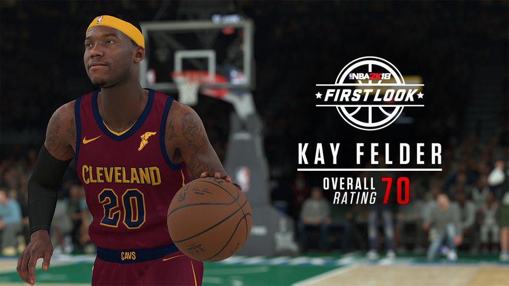 3fb2f33084d3 New Classic   All-Time Teams in NBA 2K18  Latest Screens