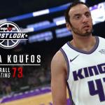 NBA 2K18: Kosta Koufos